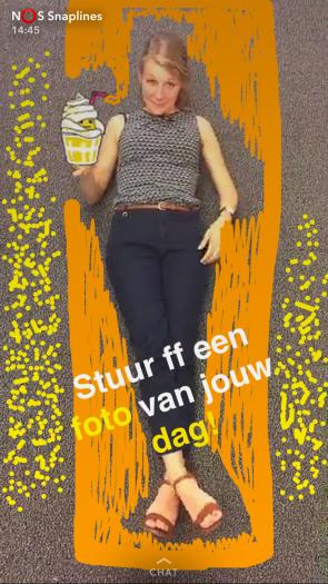 Snapchat NOS