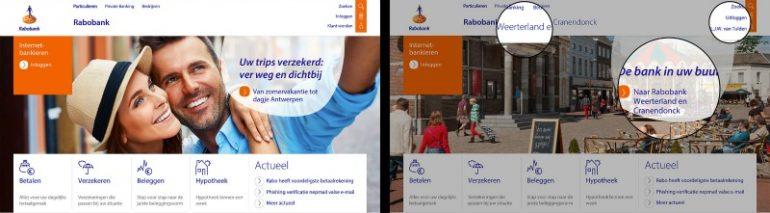 personalisatie rabobank2